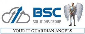 BSC Solutions Group IT Guardian Angel Image