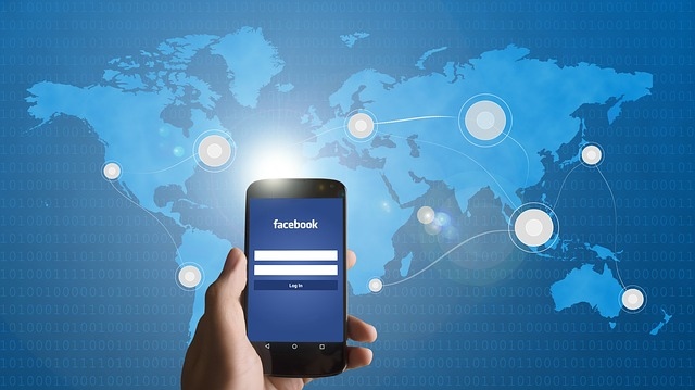 Facebook global network