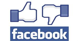 Facebook Like or Dislike Logo