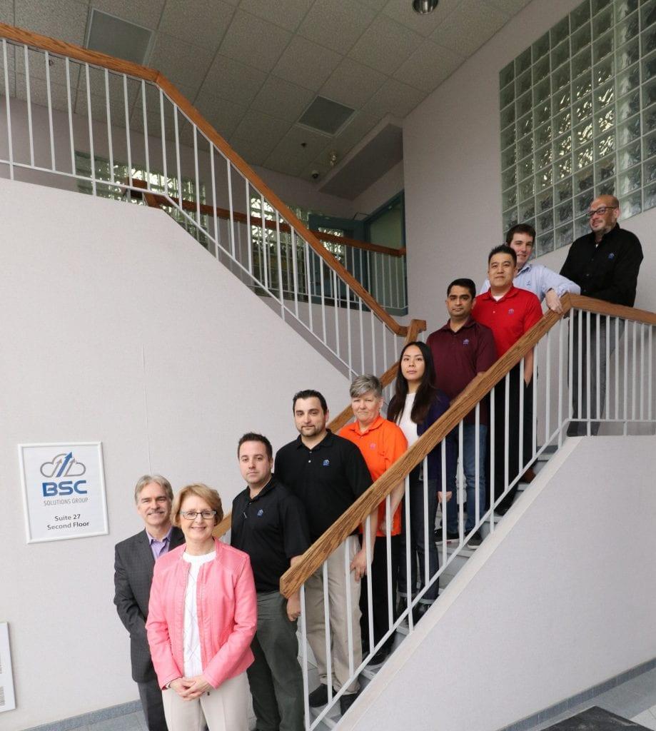 BSC staff photo