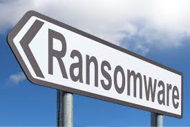 Raonsomware Street Sign
