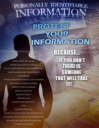 Protect Your Information Poster