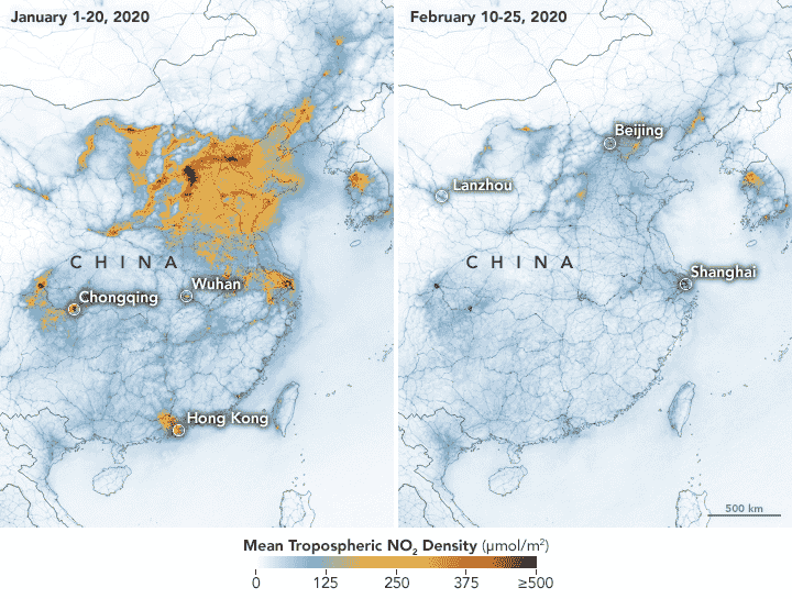 Comparing China Maps