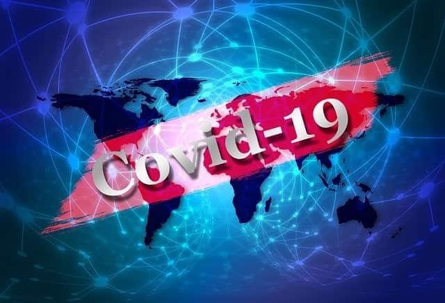 COVID-19 banner
